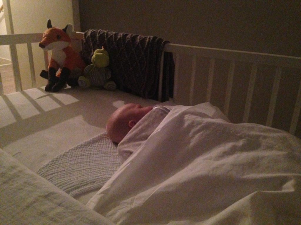 Slaap lekker Oliver