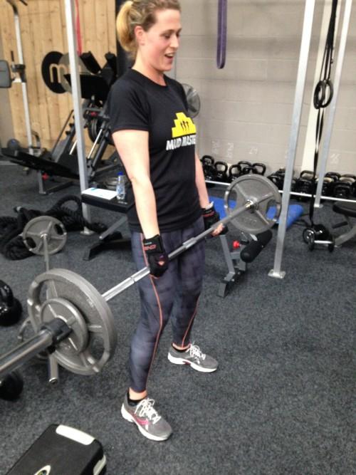 24 juni 2015: Sterker worden in de gym