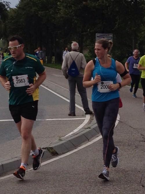 6 september 2015: mijn eerste 10 kilometer wedstrijd